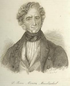 Juan Álvarez Mendizábal (gravat calcogràfic)